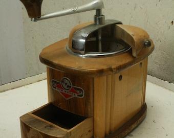 Vintage coffee mill by KYM MOKKA