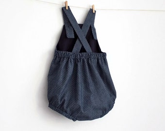 Baby Romper Pattern PDF Sewing Pattern – Instant download