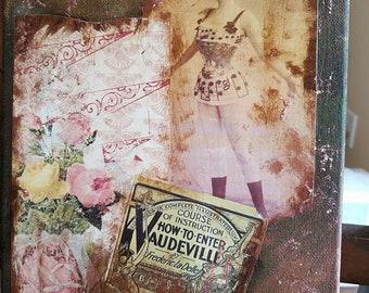 Vaudeville Girl