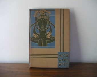 Das wie und warum Bibliothek Buch 2 Natur 1938