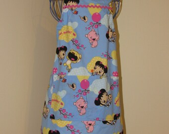 Child's 5/6 Apron  Dory (# 357 ) Free shipping