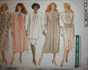Butterick Pattern 6736 Size 12-14-16 Maternity