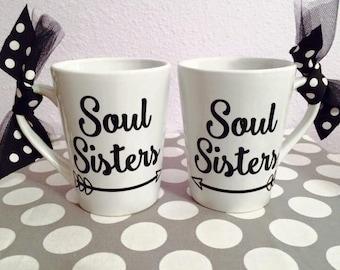 Soul Sisters Mug Set
