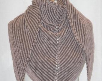100% Merino Wool Shawl
