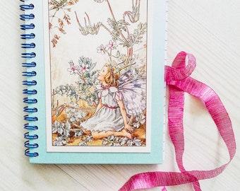 Fairy Blank Notebook, Journal