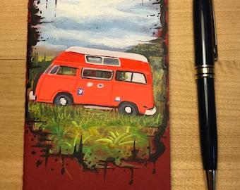 Van Notebook