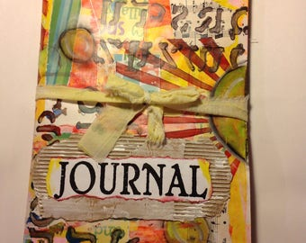 Mixed Media Junk Journal