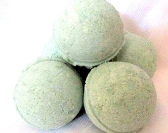 Eucalyptus Bath Bomb Fizzy