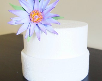 Cake Flower Cake Decoration Wedding Cake Flowers Cake Topper