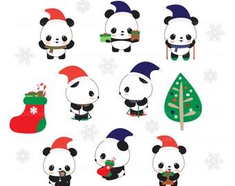 santa claus clipart kawaii santa clip art set cute santa clipart rh etsystudio com winter holiday clip art images winter holiday clip art borders