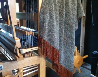 Handwoven  Blankets and Shawls