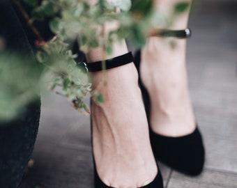 Black shoes, bridesmaid shoes, Wedding Shoes, bridal shoes, pump shoes, heels shoes, pointed toe, pumps, leather pumps, Wedding Heels