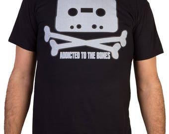 Addicted to the bones / MSC 2 - Music Man T-shirt