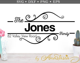 Mailbox Decal Dxf Svg Eps Png. Home, Mail. Download Cut Files, Vinyl Decal, Clipart for Cricut & Silhouette Machines
