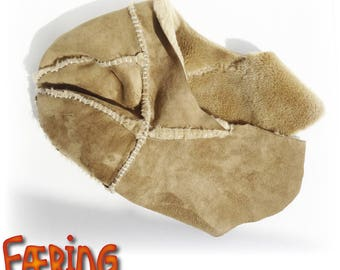 Faux sheepskin hat - Live Action Role Play