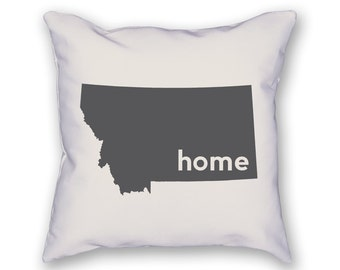 Montana Home Pillow