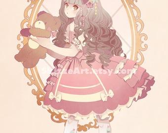Lolita Print- Sweet