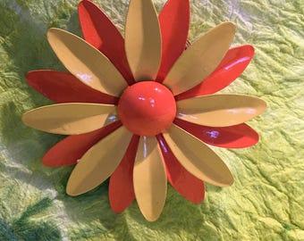 Funky Flower Power Brooch