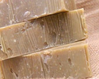 Matcha Tea Goats Milk Soap