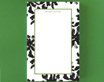 Floral Burst Notepad
