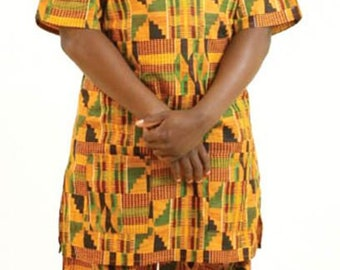 Africa  Children's Kente Pant Set - Style #2