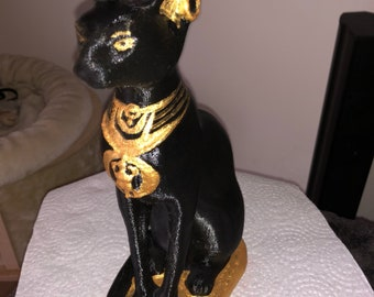 Sphinx Egypt Cat Statue