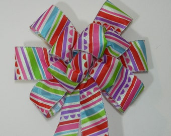 Easter Basket Decorative Bow Birthday bow