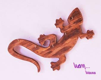 key wall salamander