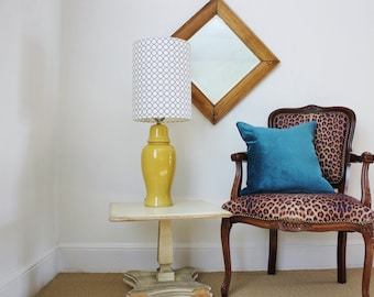 Mustard Yellow Vintage Lamp