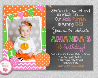 Pumpkin birthday invitation pumpkin 1st birthday party pumpkin birthday invitation girls pumpkin birthday party invitation pumpkin 1st birthday invitation pumpkin birthday party invitation filmwisefo