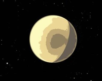 Venus morning star