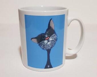 Cat Mug - Colour