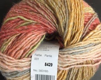 Ball of yarn knitting CREATIVE mix DK # 1 - RICO Design