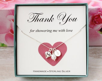 baby shower hostess thank you