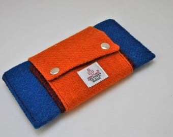 HARRIS TWEED iPhone case/sleeve/card holder - All in One Collection