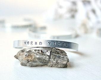 Vegan Vibes Bracelet
