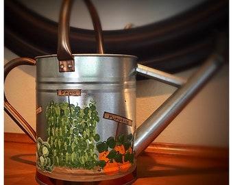 Vegetable garden watering can, medium