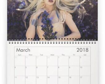 2018 Rin Calendar Safe For Work