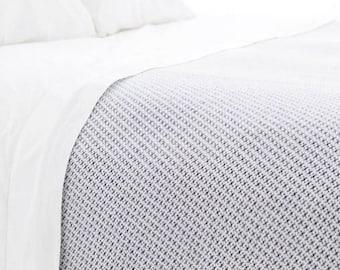 Indigo Cotten Blanket