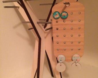 Earring Hanger Tag