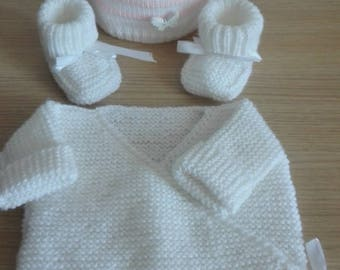 Top hat baby 0/3 months