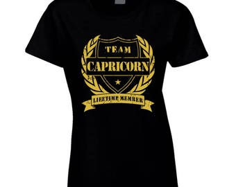 Capricorn Shirt Capricorn TShirt Capricorn T Shirt Capricorn Tee Capricorn T-Shirt Capricorn Shirts Zodiac TShirt Capricorn Gifts Capricorn