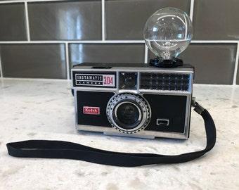 Handmade Vintage Kodak Instamatic Lamp