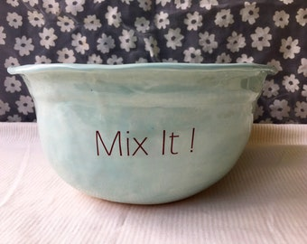 Mix It! Large Mixing Bowl