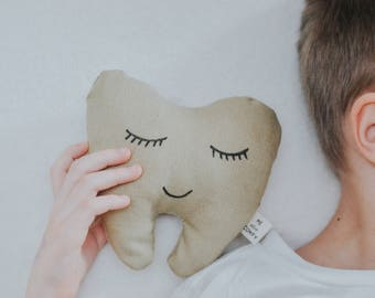 Tooth Buddy-toothfairy pillow pal/ plush toy