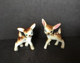 Pair of Fawns - Japan