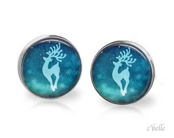 Christmas Earrings Winter-48