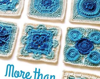 More than a Granny ebook UK Terms 20 versatile crochet patterns