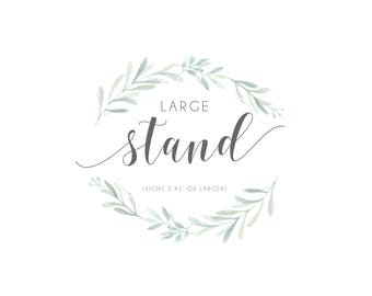 Large Stand