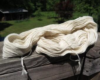 Bare Alpaca/Merino DK Yarn, undyed yarn, dyeable yarn